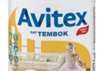 Gambar Harga Cat Avitex Interior