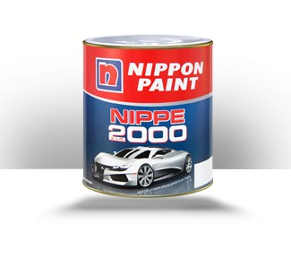 Gambar Harga Cat Besi & Kayu Nippon Paint Nippe 2000