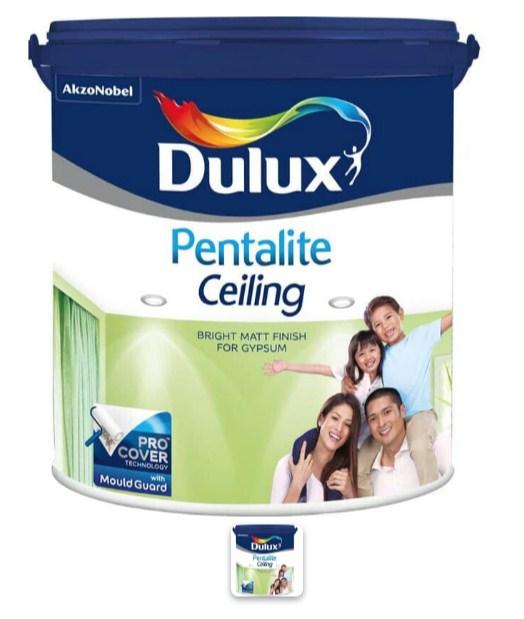 Gambar Harga Cat Dulux Pentalite Ceiling