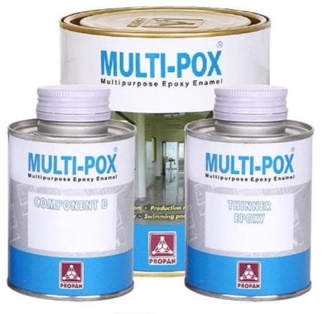 Gambar Harga Cat Epoxy Lantai Propan Multipox