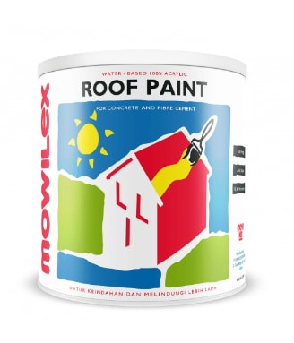 Gambar Harga Cat Genteng Mowilex Roof Paint