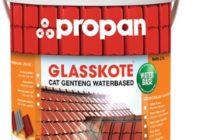 Gambar Harga Cat Genteng Propan Glasskote