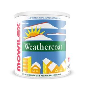Gambar Harga Cat Mowilex Exterior Weathercoat
