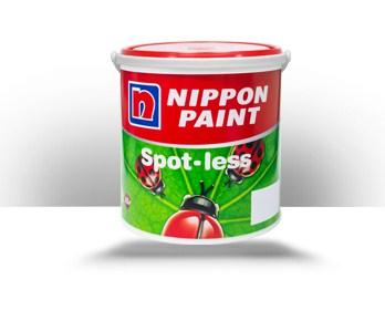 Gambar Harga Cat Nippon Paint Spot Less