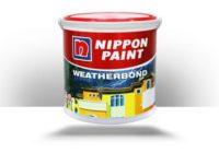 Gambar Harga Cat Pippon Paint Eksterior Weatherbond