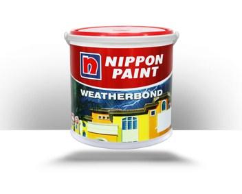 Gambar Harga Cat Nippon Paint Eksterior Weatherbond