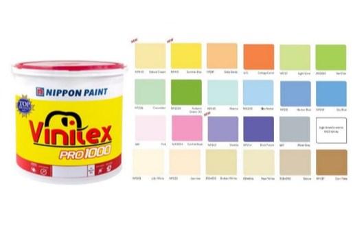 Gambar Harga Cat Vinilex Pro1000