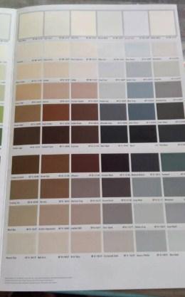 Katalog Warna Cat Nippon Paint Spot Less 2