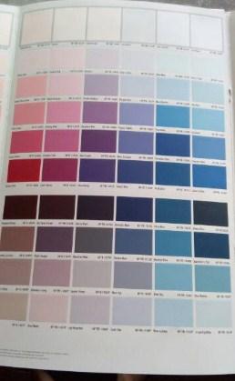 Katalog Warna Cat Nippon Paint Spot Less 3