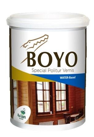 Gambar Harga Cat Pernis Boyo Water Based