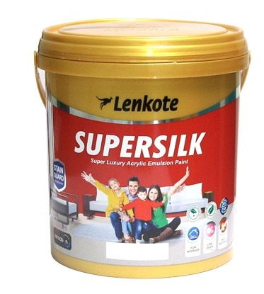 Gambar Harga Cat Supersilk Super Luxury Acrylic Emulsion