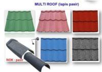 Gambar Harga Genteng Metal Multiroof