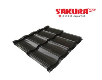 Gambar Harga Genteng Metal Sakura Roof