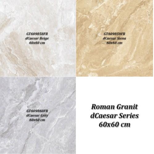 Gambar Harga Granit 60x60 Roman dCaesar Series
