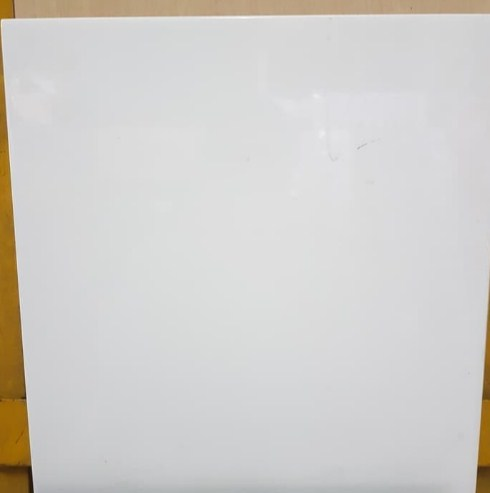 Gambar Harga Keramik Lantai Platinum Putih Polos