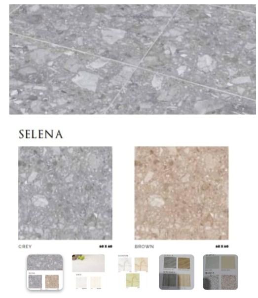 Gambar Harga Keramik Platinum 60x60 Motif Marmer