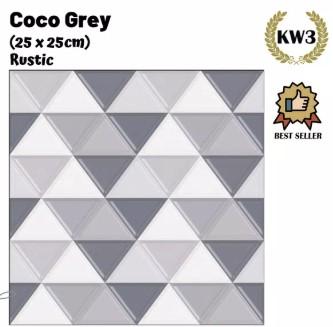 Model Keramik Kamar Mandi Coco Grey