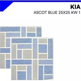Model Keramik Kamar Mandi Merk Kia Ascot Blue