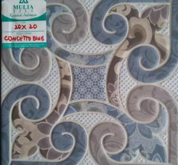 Model Keramik Kamar Mandi Merk Mulia
