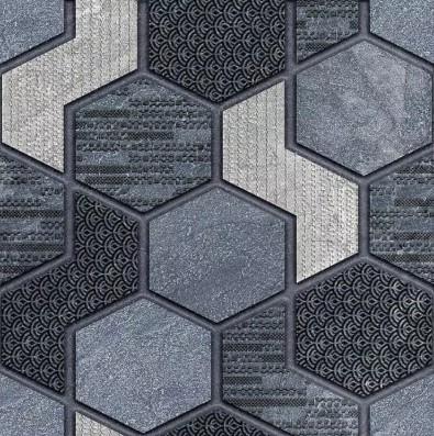 Motif Keramik Lantai 40x40 Merk Gemilang Emerland Antracite