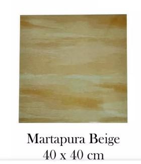 Motif Keramik Lantai 40x40 Merk Mulia Martapura