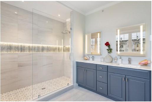 contoh model keramik kamar mandi