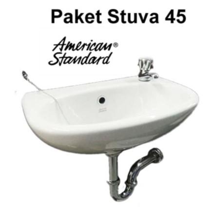 Gambar Harga Wastafel Cuci Tangan American Standard