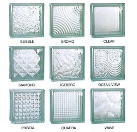 Gambar Harga Glass Block