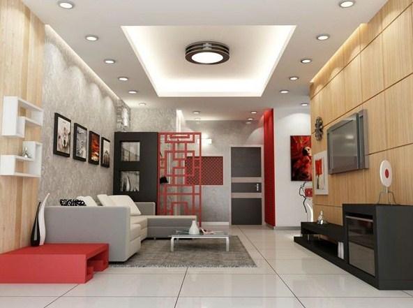 Desain Ruangan Menggunakan Lampu Downlight